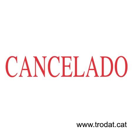 Formula Comercial Cancelado