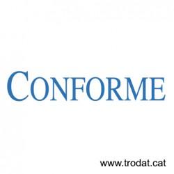 Formula Comercial Conforme