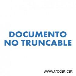 Formula Comercial Document no truncable