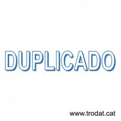 Formula Comercial Duplicado