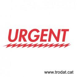 Formula comercial Urgent